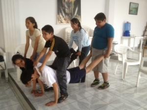 Dram workshop